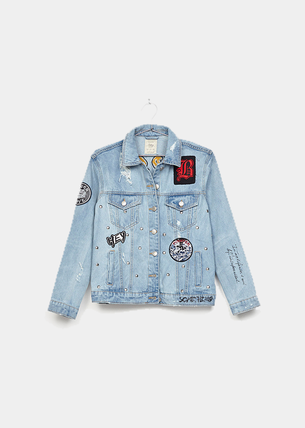 Lexi Denim Jacket